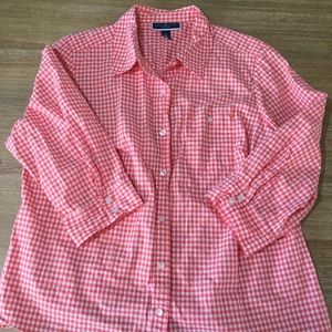 Karen Scott Button Down